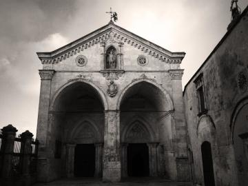 santuario san michele arcangelo monte sant'angelo