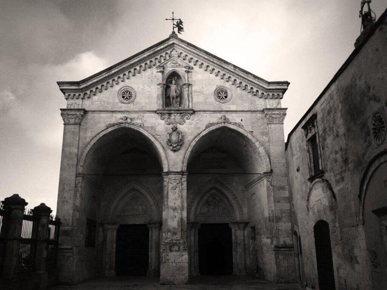 Monte Sant'Angelo e il Santuario di San Michele