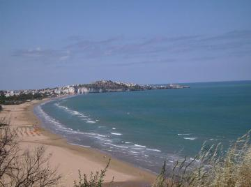 spiaggia scialara, vieste