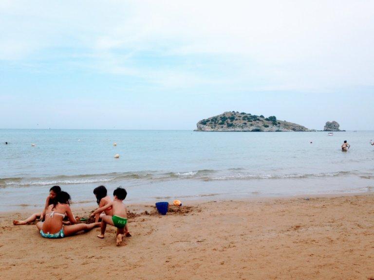 spiaggia di portonuovo