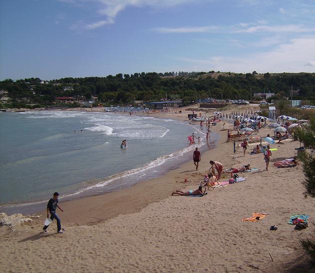 spiaggia di Molinella