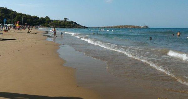 Spiaggia la chianca