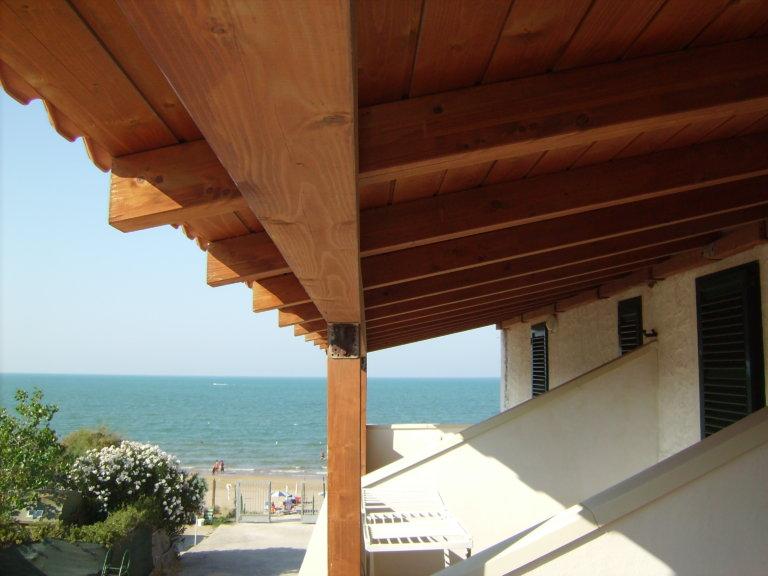 Hotel Residence Alga Blu sul Mare