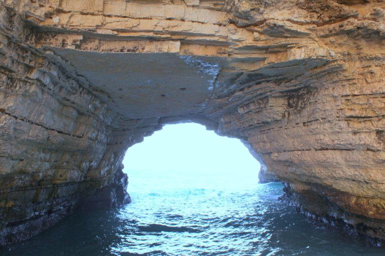 grotte marine di vieste