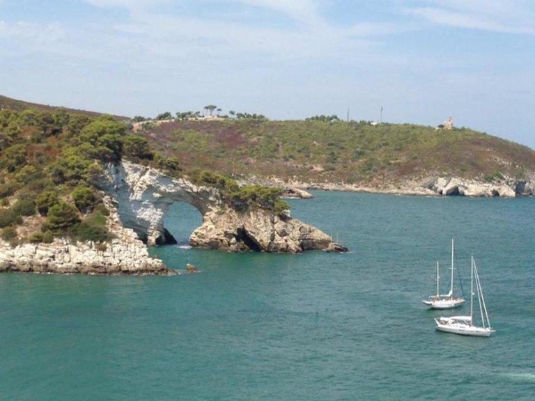 Gargano e Tremiti in barca a Vela