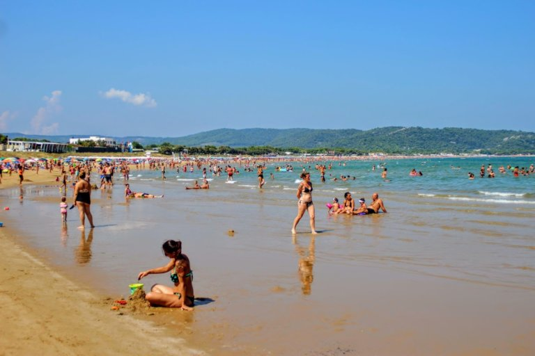 spiaggia di scialmarino