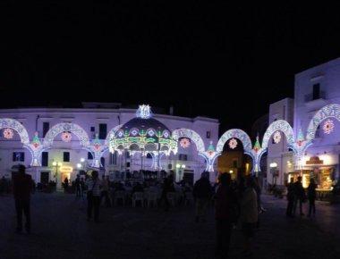 luminarie santa maria vieste