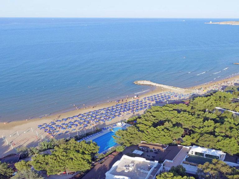Hotel Villaggio Gabbiano Beach