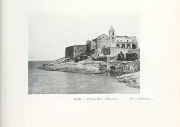 """""""Il primo turista"""": Vieste raccontata da Beltramelli, con foto d'epoca"""