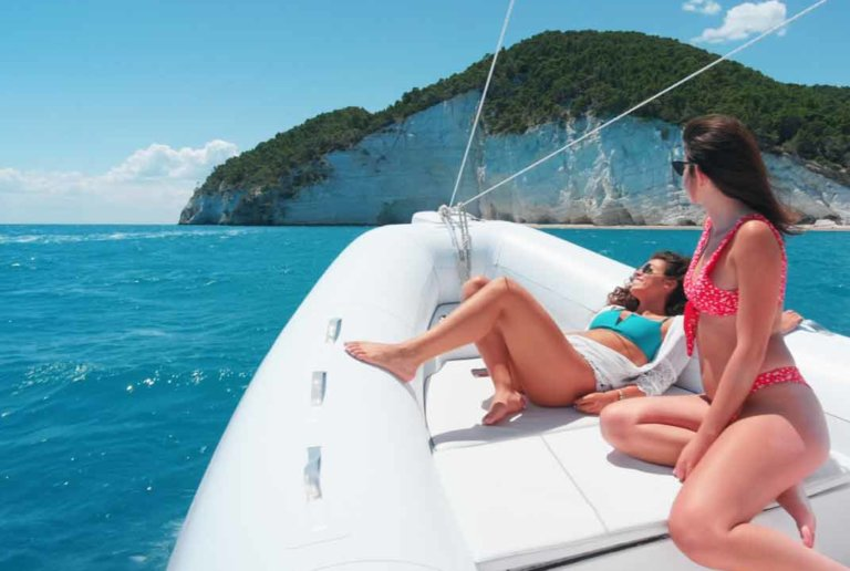 Escursioni in barca a Vieste