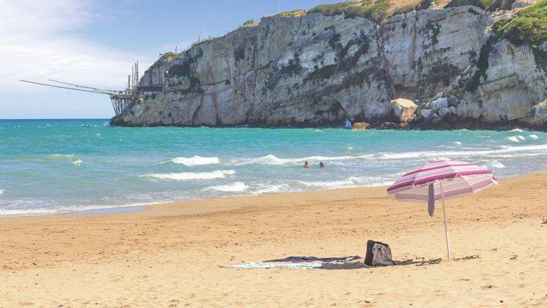 Costa adriatica: Spiagge larghe e accoglienza