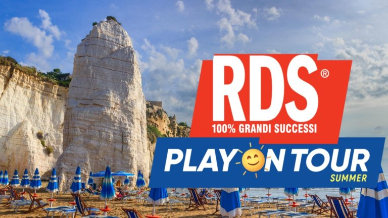 28 Luglio, Rds Play on Tour