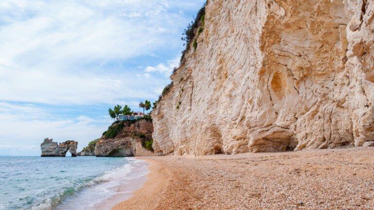 Le migliori spiagge pugliesi dal Gargano al Salento